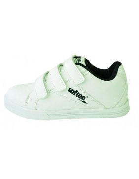 ZAPATILLA SOFTEE TRAFFIC COLOR BLANCO TALLA 30