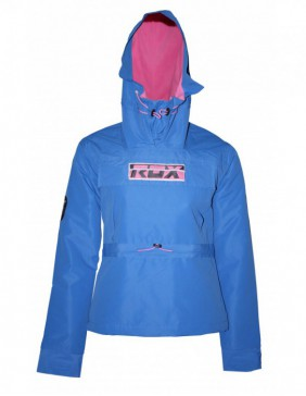 ANORAK ROX R-TANGANICA MUJER COLOR ROYAL TALLA XL