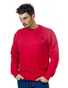 SUDADERA ROX R-LEE COLOR GRANATE TALLA 3XL