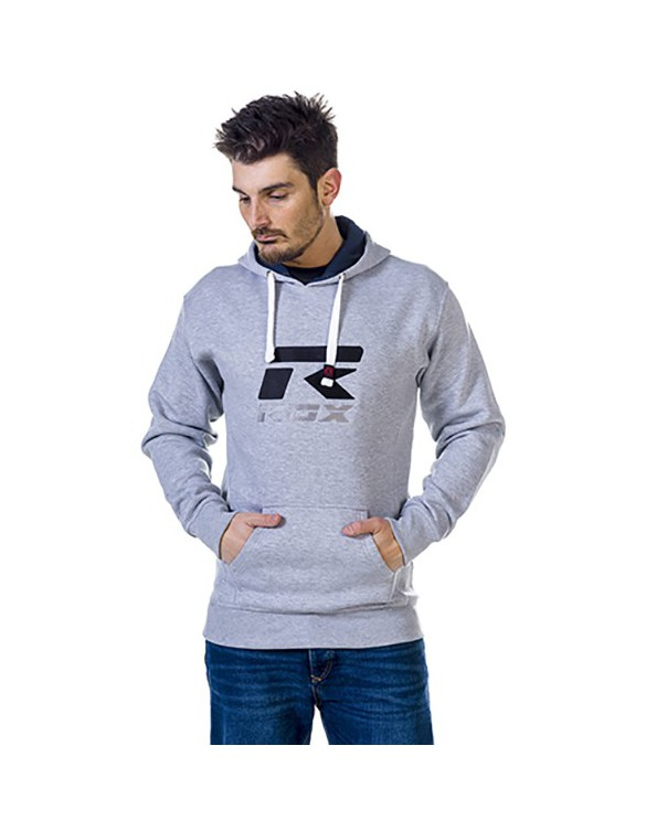 SUDADERA ROX R-PACERS ADULTO COLOR BLANCO TALLA M