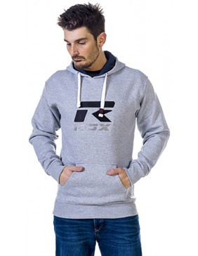 SUDADERA ROX R-PACERS ADULTO COLOR GRIS TALLA M